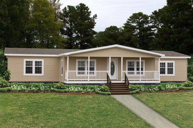 Buccaneer mobile homes clayton homes owensboro photo for Front porch designs for modular homes