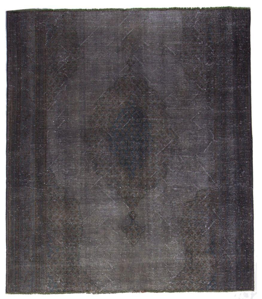 Orientteppich modern  Orientteppich Vintage modern Handgeknüpft perser 250 x 250 cm ...