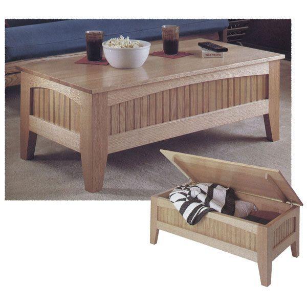Buy Futon Table Woodworking Plan at Woodcraft | Carpintería ...