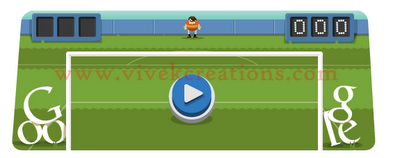 Cheat Code To Win Google Doodle Soccer 2012 Vivek Creations Techblog Google Doodles Soccer Olympic Games