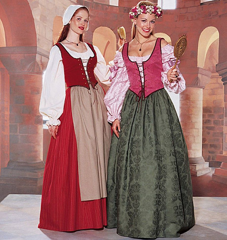 Medieval Costume Patterns Awesome Decoration