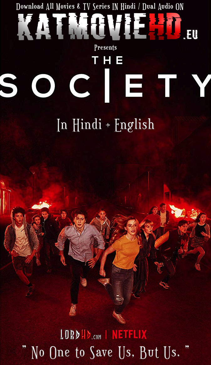 The Society Season 1 (Hindi) Complete 2019 480p 720p 1080p Web-DL
