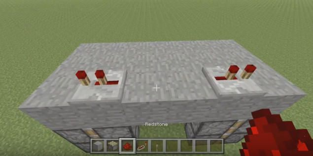 How to Make a Secret Piston Door Easily and Quickly
