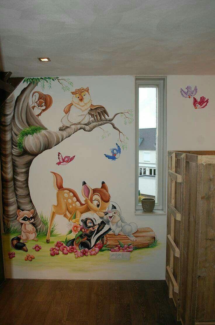 Épinglé par Mary Boix sur Decorazioni Muro  Décoration chambre