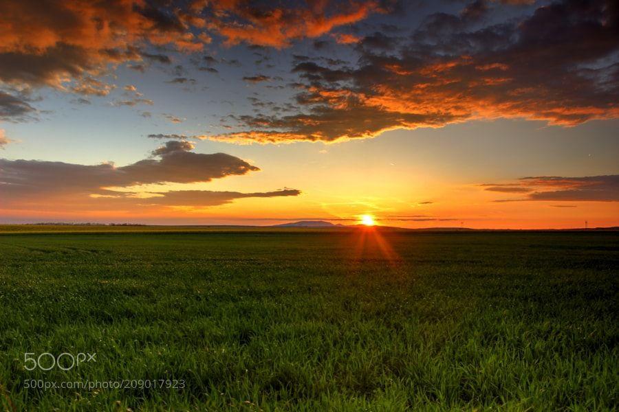 Sunset by goodace via http://ift.tt/2pan41n