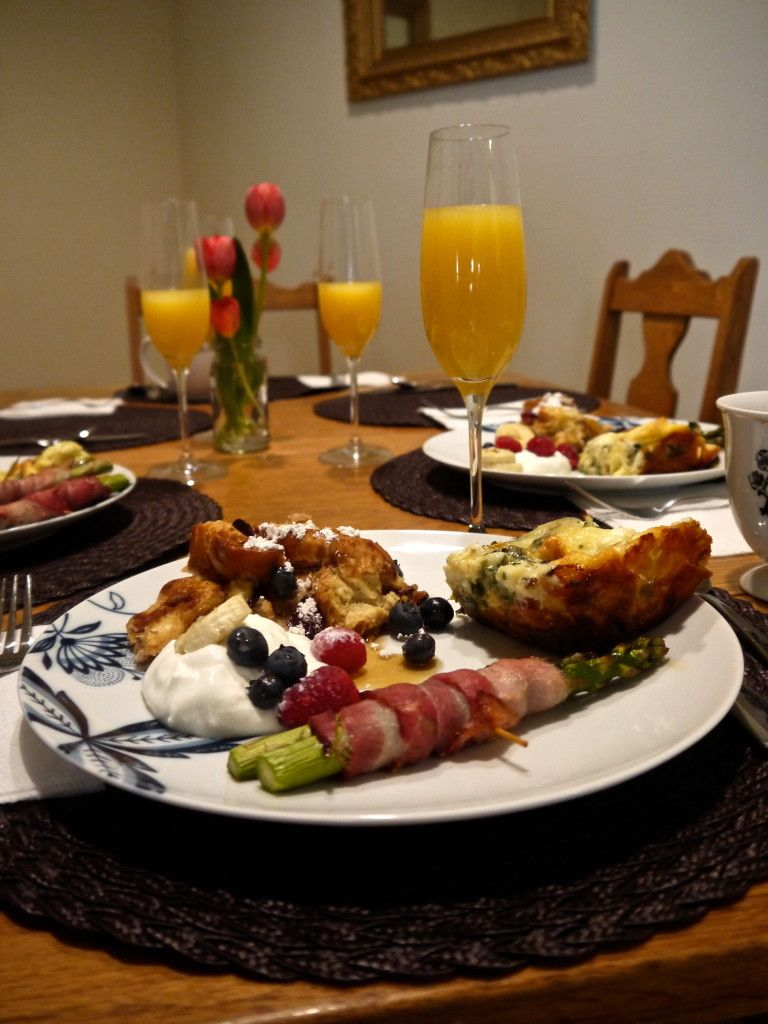 Make Ahead Dinner Party Ideas Part - 16: A Make-ahead Brunch Party | Eleventh Floor View Tasty And Simple Menu That  Can
