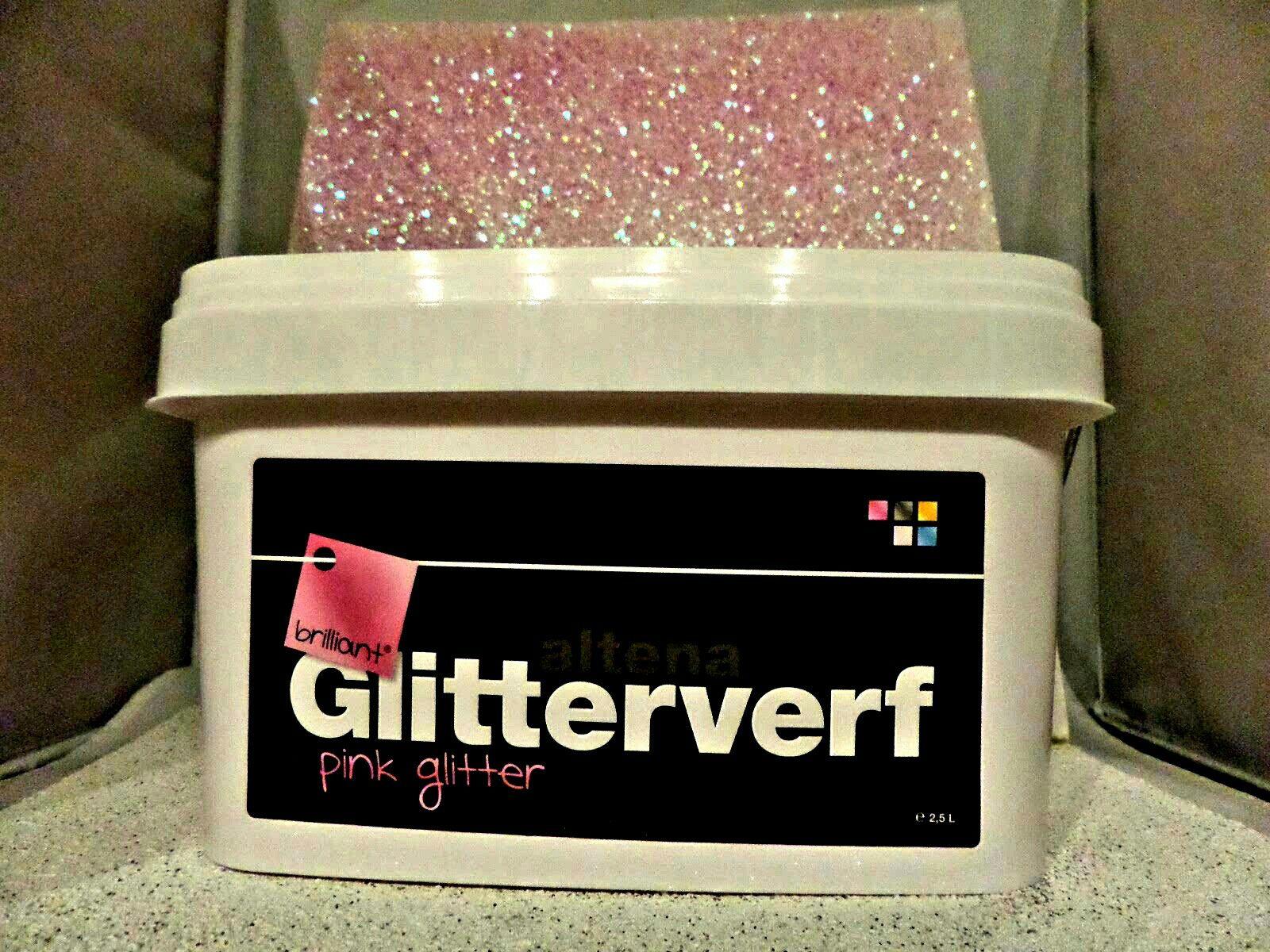 Mooi Roze Glitters Voor Op De Muur Www Glitterverf Nl In