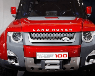 2020 Land Rover Defender Release Land Rover Defender Land Rover