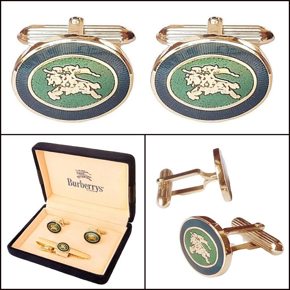 Vintage Cuff Link Collection