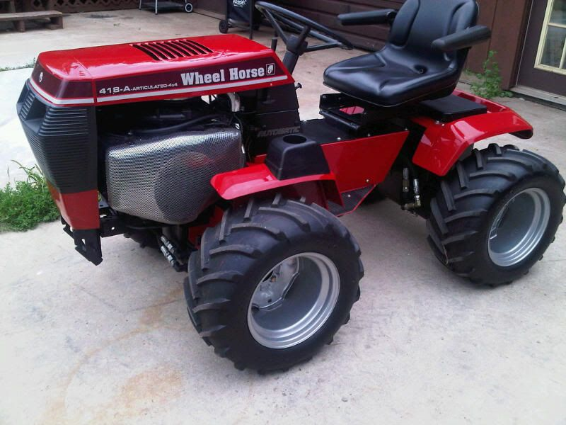 Case Colt Ingersoll Lawn and Garden Tractor Forum | Cool
