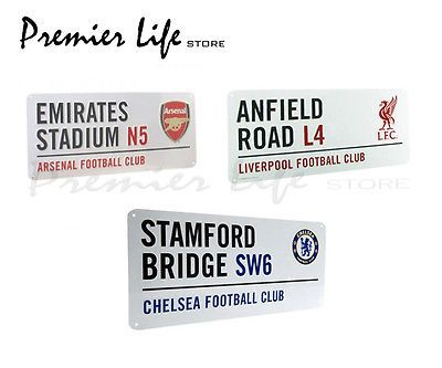 #Football club #street sign - latest #design,  View more on the LINK: http://www.zeppy.io/product/gb/2/221740354988/