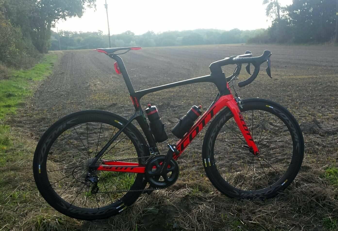 95f6cd35231 scott foil mavic cosmic | Sport hobby (cycling) | Scott foil ...