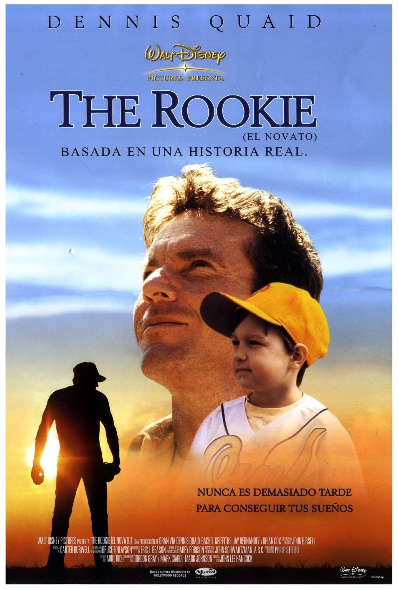 The Rookie 2002 Com Imagens Hd 1080p Filmes 1080p