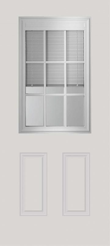 Odl Triple Glazed Enclosed Blinds With Grilles Between Glass