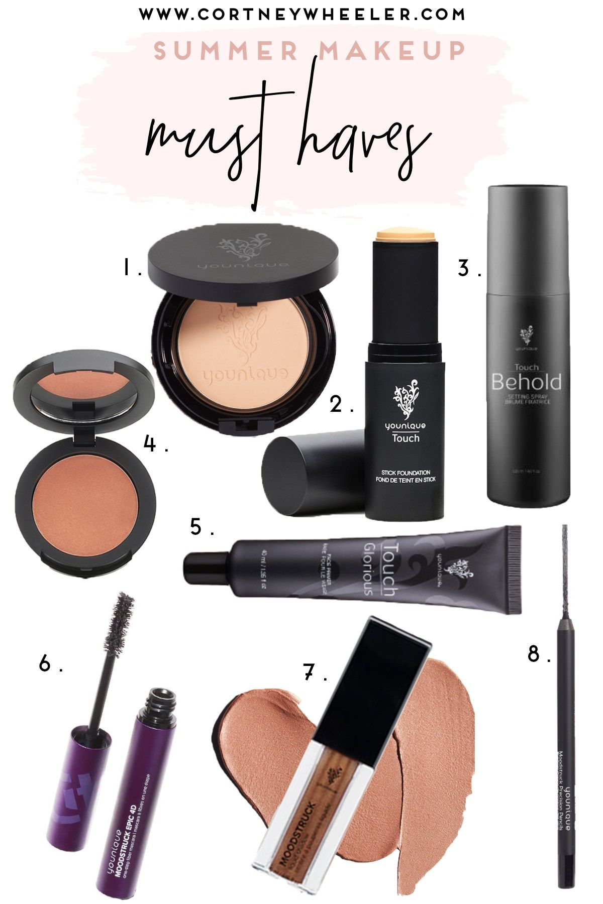 Summer Makeup MustHaves in 2020 Makeup must haves