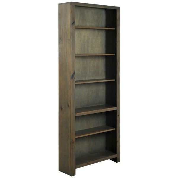 Ducar II 84 Inch Tall Bookcase 350 Liked On Polyvore Featuring Home