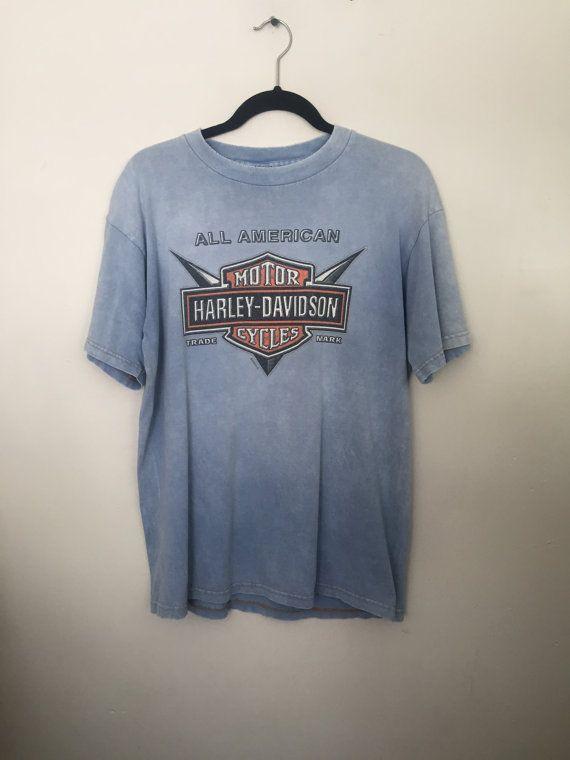 Knoxville Harley Davidson >> Harley Davidson Shirt Vintage T Shirt Vintage Harley T