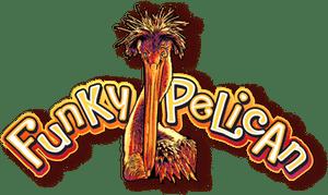 Menus Crabby Joe S Sunglow Pier In Daytona Beach Fl In 2020 Pelican Restaurant Seafood Restaurant Flagler Beach