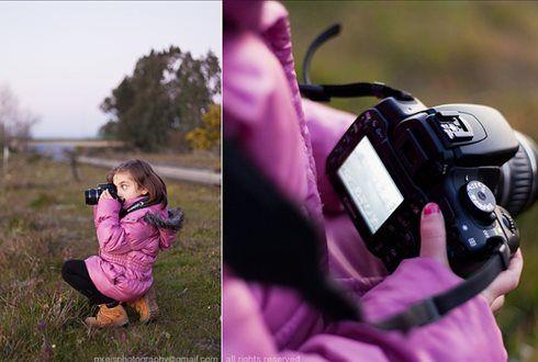 Tem pequenos lá em casa que levam jeito para a fotografia? Explore esse lado criativo. Com a Maria Pessoa Photo Workshop de Fotografia para jovens por apenas 94,90€. - Descontos Lifecooler