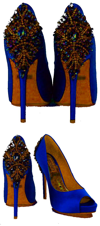 badgley mischka kiara sapphire gemalicious fashion. Black Bedroom Furniture Sets. Home Design Ideas