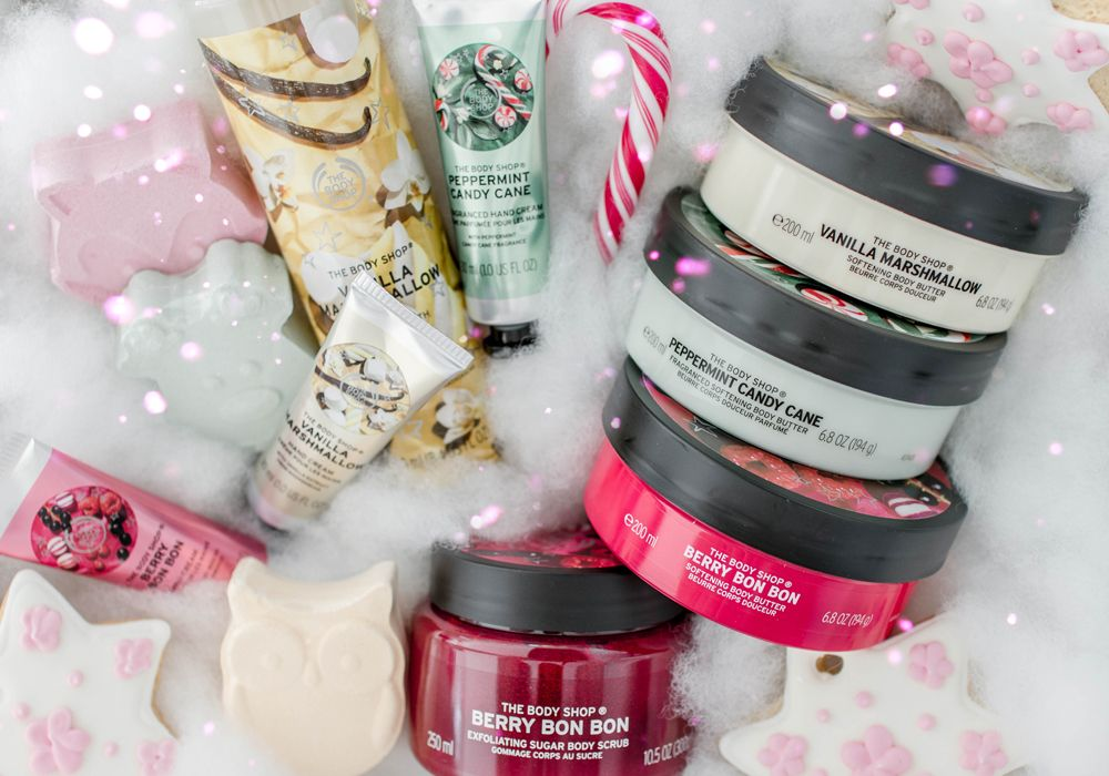 Adventskalender Tur 3 The Body Shop With Images The Body