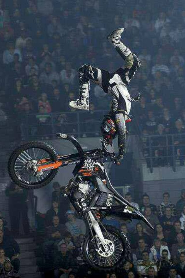 Serious Air Trick Right There Motocross Supercross Enduro