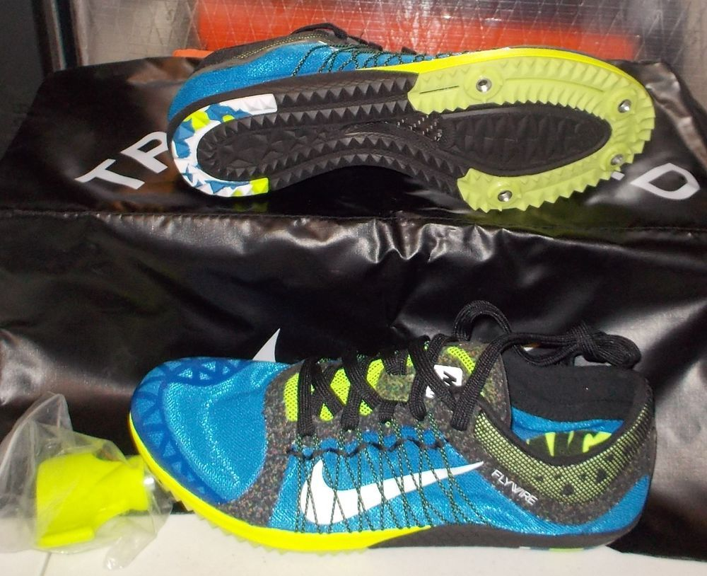 NIKE ZOOM VICTORY XC 3 Track Field Spikes MENS 6.5 WOMENS 8 654693 417 NEW   Nike  TrackShoes d69ca2bc5