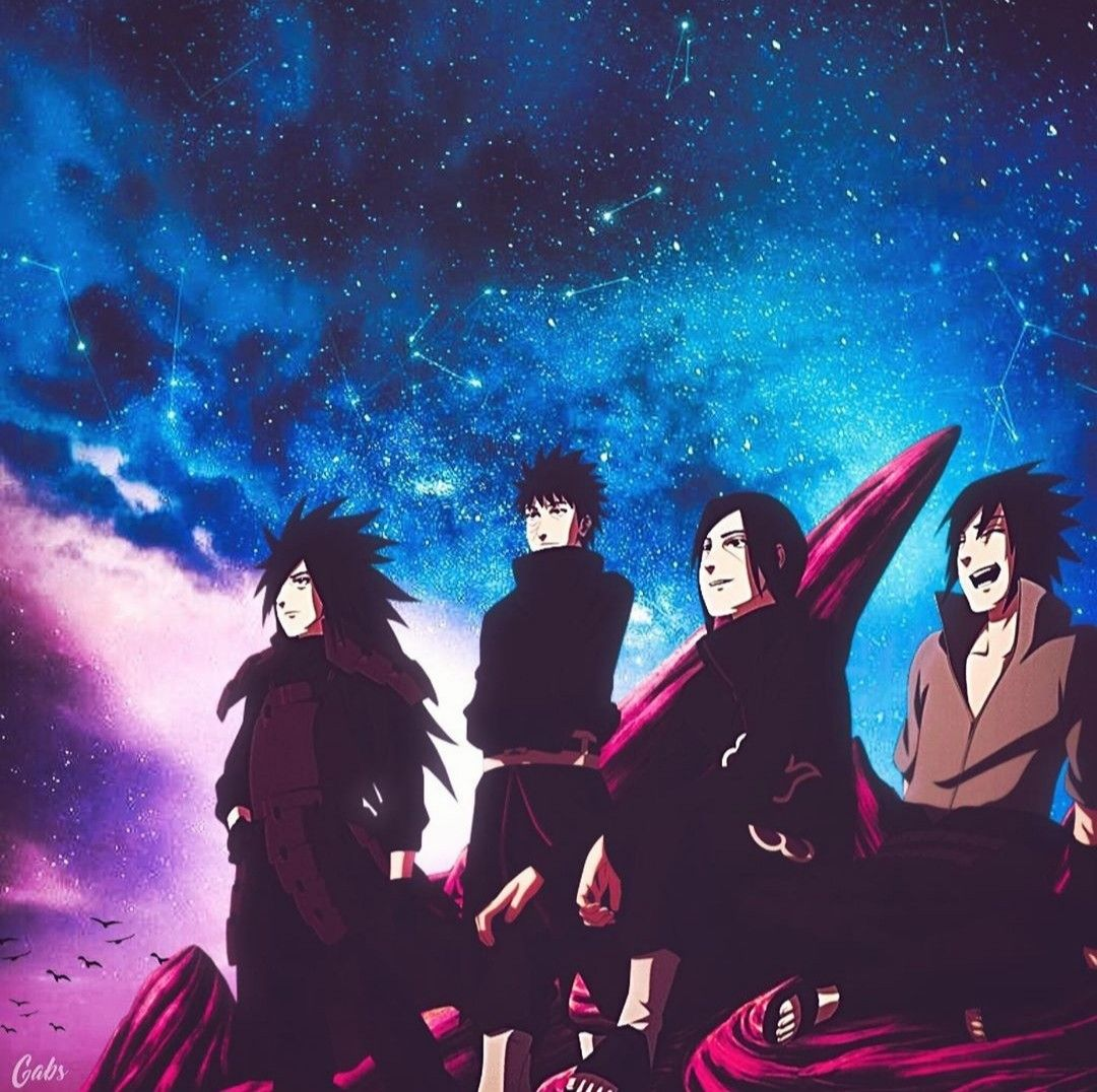 Uchiha Boys Anime Naruto Anime Naruto
