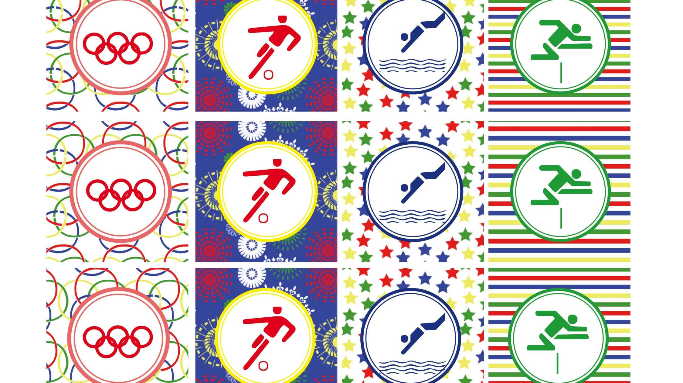 More Olympics For Kids Olympic Games Party Printables
