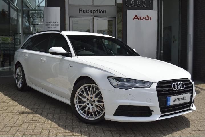 Used 2016 Audi A6 3 0 Tdi Quattro 218 Ps S Line Avant For Sale