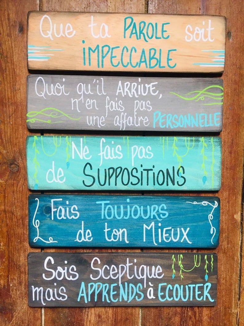 Que Ta Parole Soit Impeccable : parole, impeccable, Toltec, Chords,, Painting,, Decoration, Accords, Tolteques,