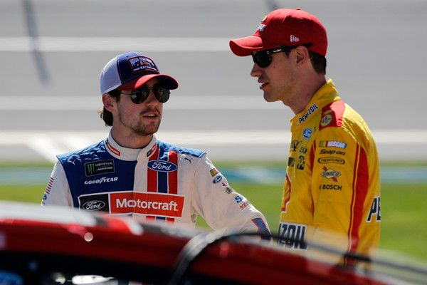 Ryan Blaney Photos Photos Talladega Superspeedway Day 2 Ryan