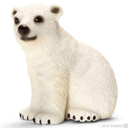 Jääkarhun pentu