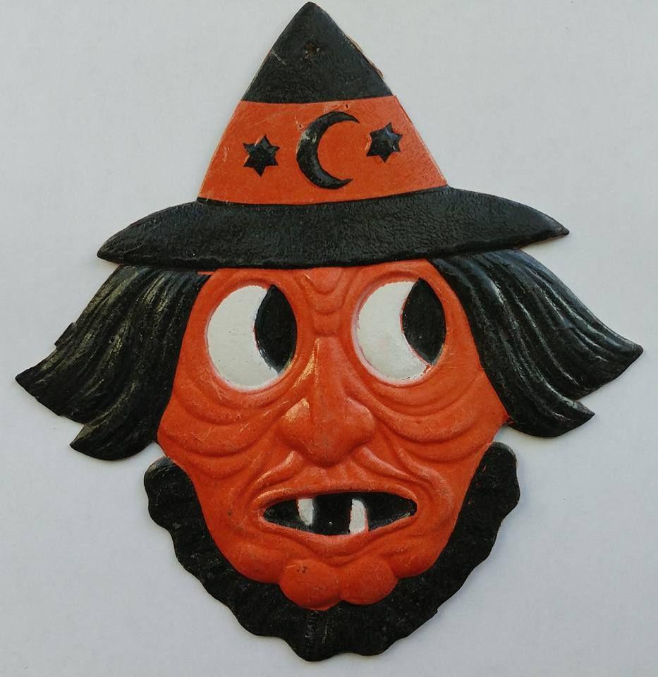 Pin by Diana Leak on Vintage Halloween Favourites | Pinterest ...