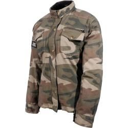Bores Military Jack Camo Motorrad Hemd Mehrfarbig 3xl BoresBores – Business outfits