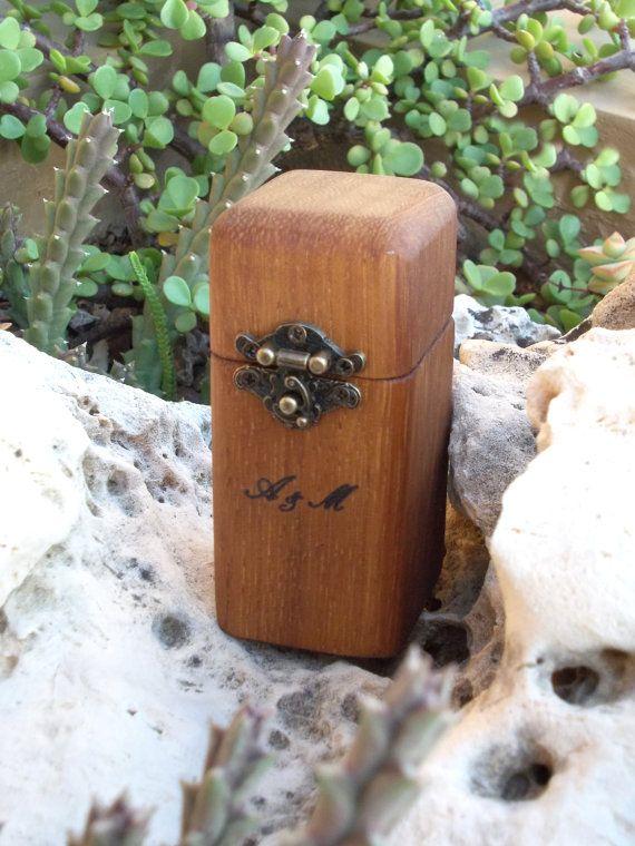 personalized usb box customized wood box customized USB box Wedding