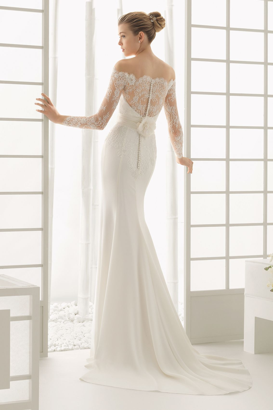 29c51748862 Robe de mariée Rosa Clara 2016 - Les plus belles robes pour les mariées de  2016