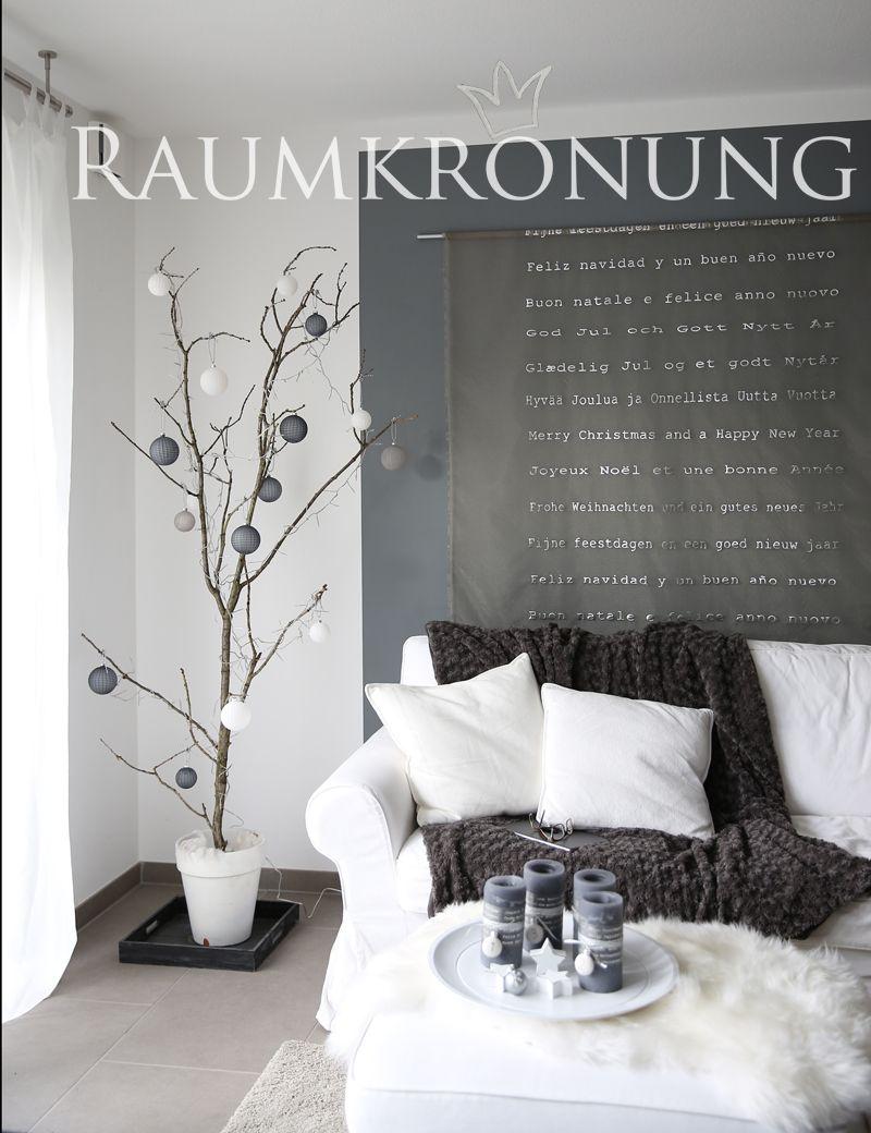 Living At Home Adventskalender raumkrönung adventskalender x