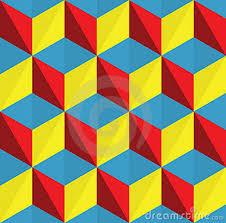 Ongekend Geometrisch, Geometrische vormen zijn alle vormen, die je met ON-67