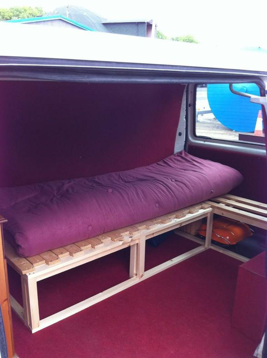 162 campervan bed design ideas bed design and custom mattress