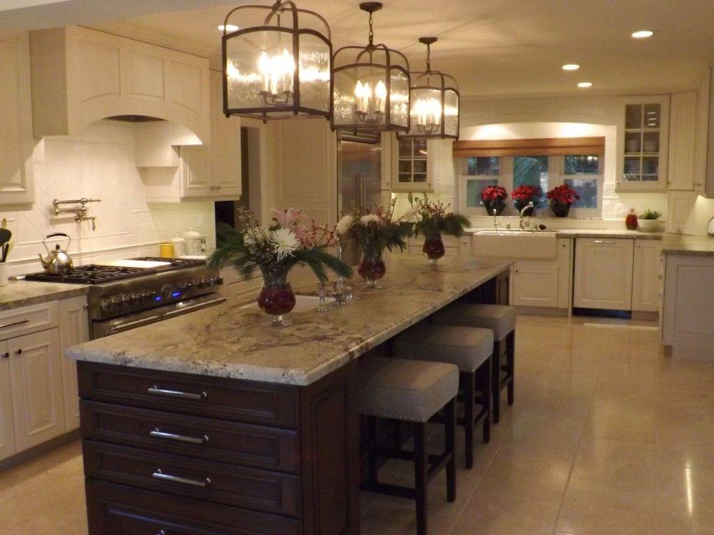 Light fixtures sage brush granite new house pinterest for Brushed sage kitchen cabinets
