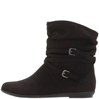 Boots, Black ankle boots, Fashion boots