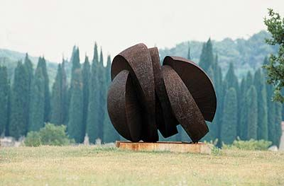 Dusan-Dzamonja sculptuerenpark vrsar kroatie