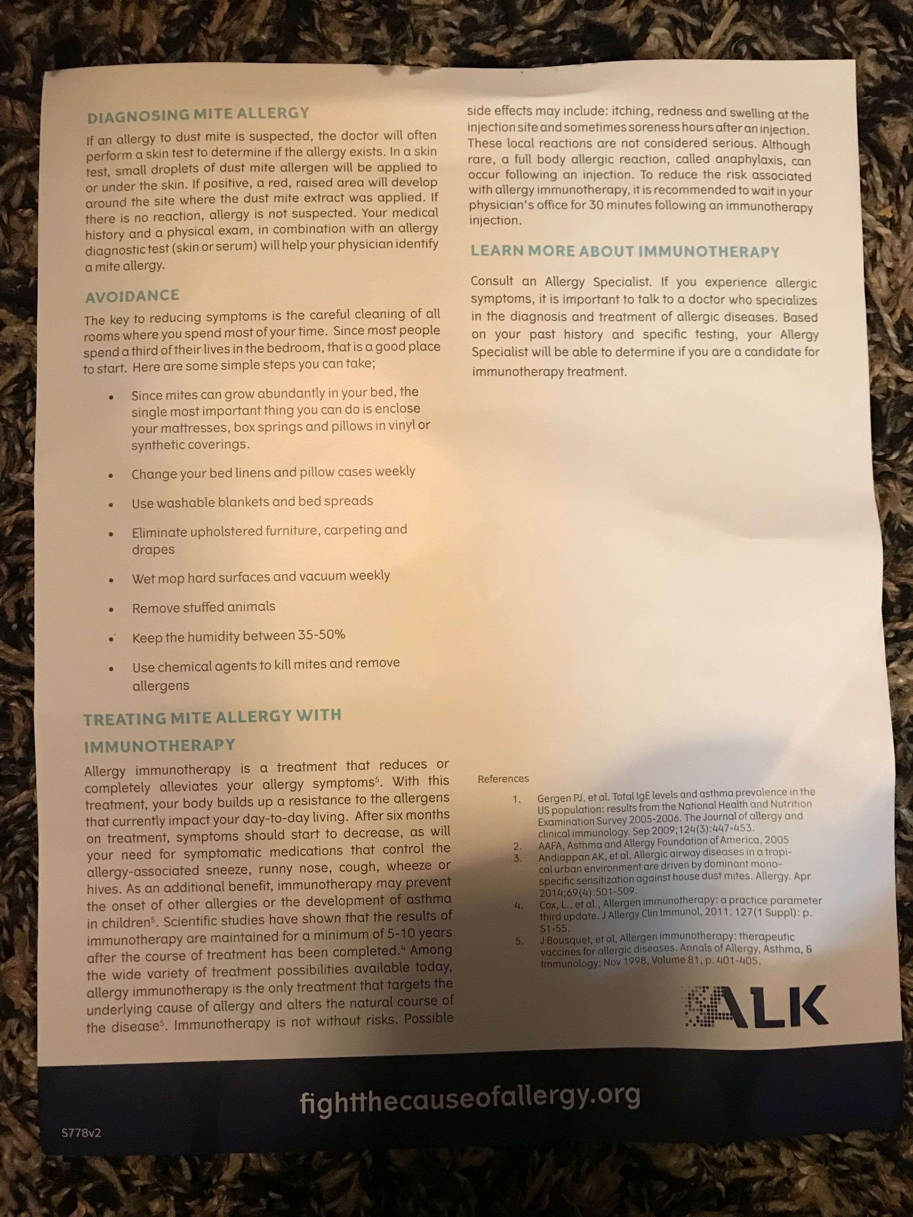 Pin by Patty Kraynak Reich on Health Allergies, How to