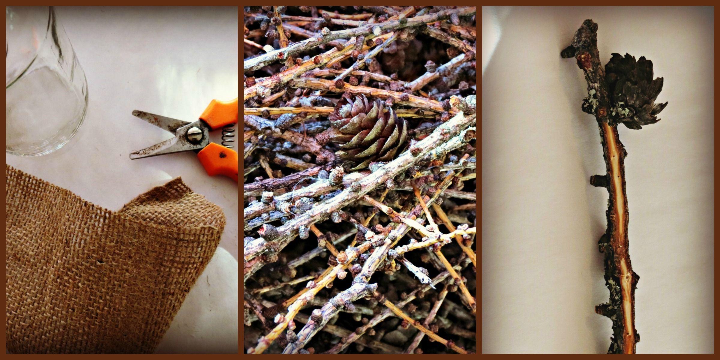 lasipurkista maljakoksi  http://kukkailua.fi/diy-lasipurkista-maljakoksi/