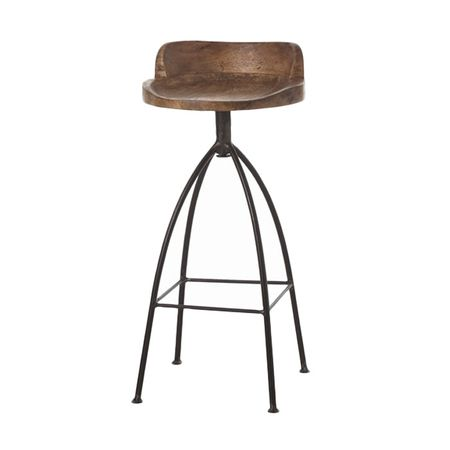 Enjoyable Arteriors Home Hinkley Barstool The Dwell With Dignity Event Gamerscity Chair Design For Home Gamerscityorg