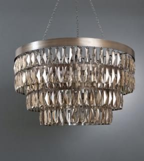 Crystal shallow chandeliers pendants crystal and glass crystal shallow chandeliers pendants crystal and glass contemporary lighting holloways of ludlow aloadofball Image collections