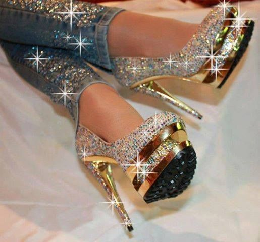 ~Adorable Rounded Heels #68~ To Cute should be Illegal <3 Repin <3  ,Share <3  Love <3  -CheyNikki #AdorableRoundedHeels<3