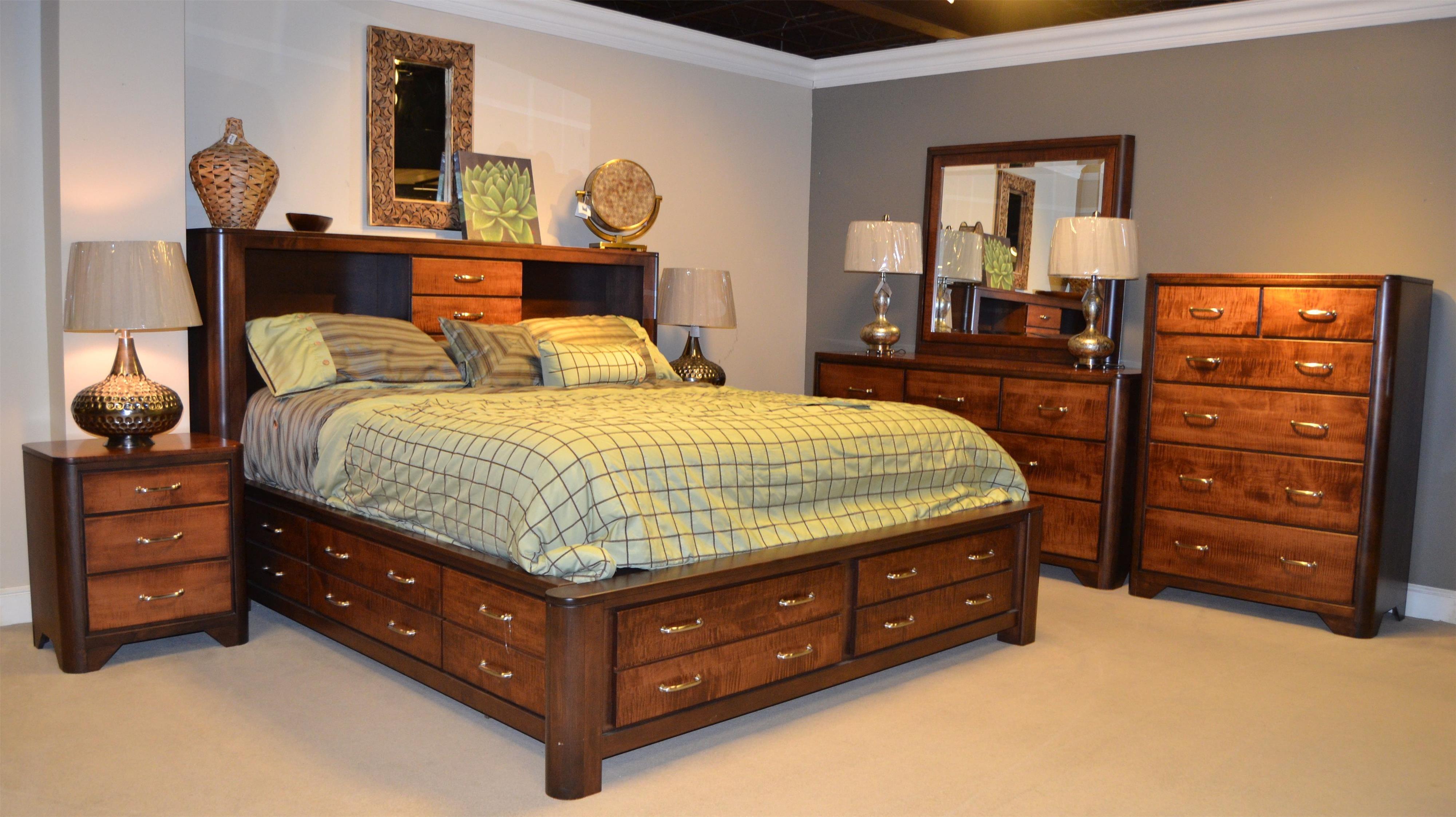 DVW2900 Bedroom Group by Wayside Custom Furniture