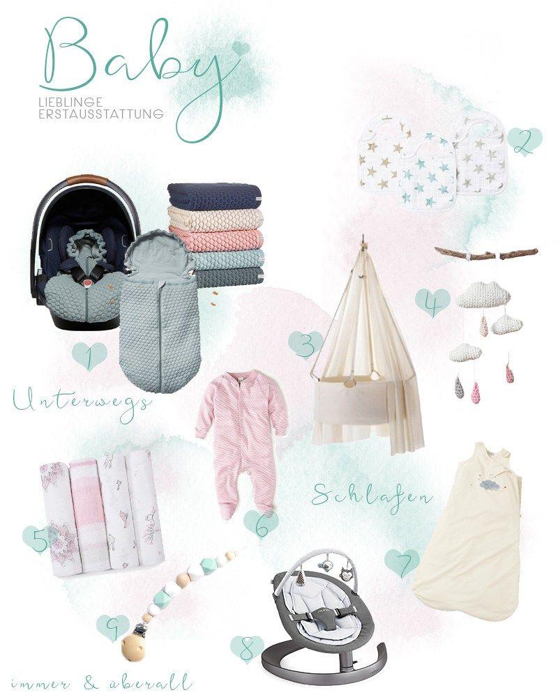erstausstattung f rs baby baby. Black Bedroom Furniture Sets. Home Design Ideas